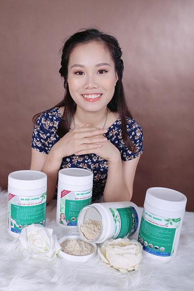 Ngũ cốc lợi sữa An Mộc Hương