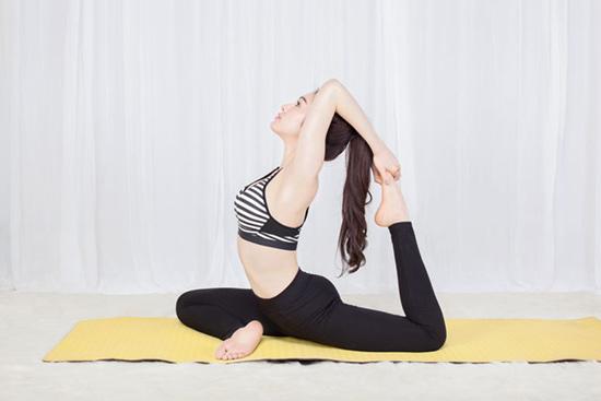 tập luyện yoga giúp tăng cường sức khoẻ
