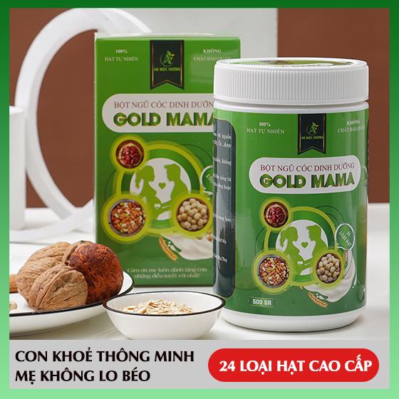 ngũ cốc lợi sữa Gold Mama