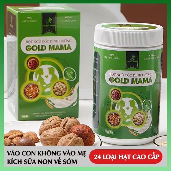 ngũ cốc gold mama